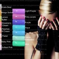 Addictive UV LED Gel Nail Polish - Pastels