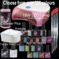 Addictive UV Gel Starter Kits